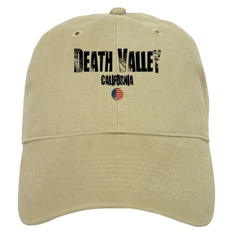 Death Valley Grunge Baseball Cap by thebesttees f35df93b47bb