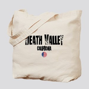 Death Valley Grunge Tote Bag