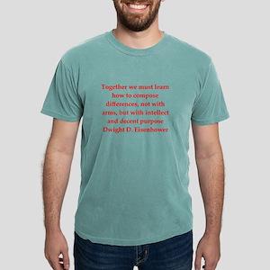Eisenhower quote T-Shirt