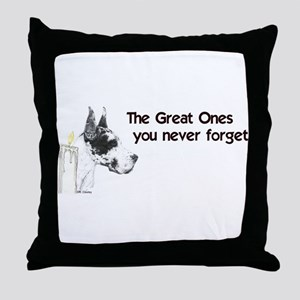 CH Great Ones Throw Pillow