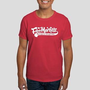 Free Markets Dark T-Shirt