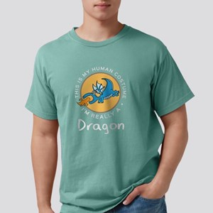 This Is My Human Costume A Really A Dragon T-Shirt