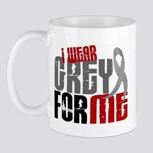 I Wear Grey For Me 6 Mug