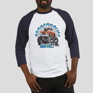 BroncoHolics Unite!!! - Early Baseball Jersey