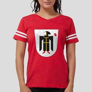 Munich Coat Of Arms Black T-Shirt