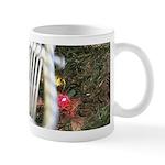 Christmas Tree Kitten Mugs
