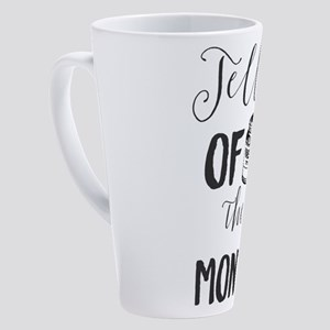 Jelly of the Month 17 oz Latte Mug