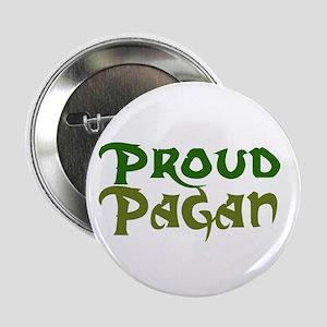 "Proud Pagan 2.25"" Button"