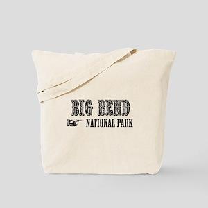 Big Bend Western Flair Tote Bag