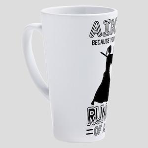 Aikido 17 oz Latte Mug