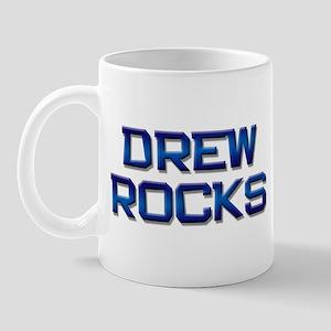 drew rocks Mug