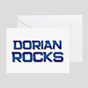 dorian rocks Greeting Card