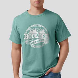 Boulder Old Circle Women's Dark T-Shirt