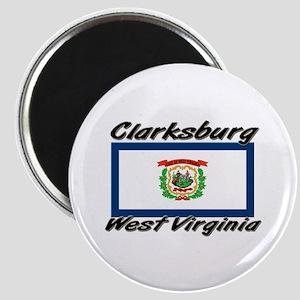 Clarksburg West Virginia Magnet