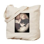 Get Well Soon Cat Tote Bag