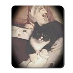 Get Well Soon Cat Mousepad