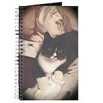 Get Well Soon Cat Journal