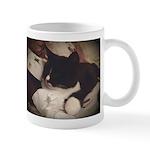 Tuxedo Cat (Sympathy) 11 oz Ceramic Mug