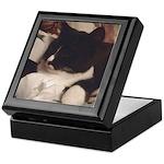 Tuxedo Cat (Sympathy) Keepsake Box