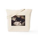 Tuxedo Cat (Sympathy) Tote Bag