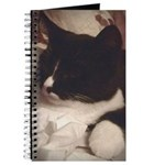 Tuxedo Cat (Sympathy) Journal