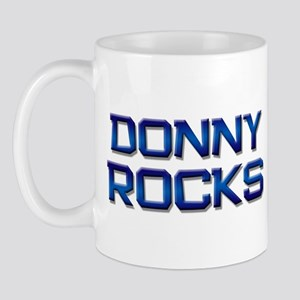 donny rocks Mug