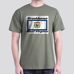Brookhaven West Virginia Dark T-Shirt