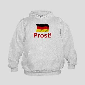 German Prost (Cheers!) Kids Hoodie