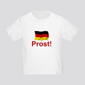 German Prost (Cheers!) Toddler T-Shirt