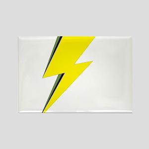 Lightning Bolt logo Magnets