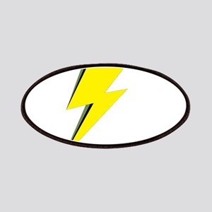 Lightning Bolt logo Patch