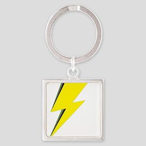 Lightning Bolt logo Keychains