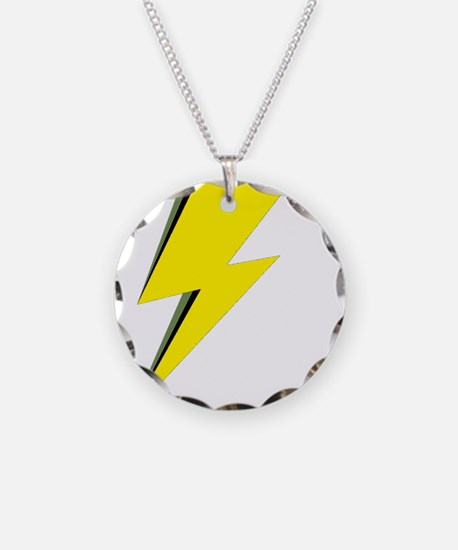 Lightning Bolt logo Necklace