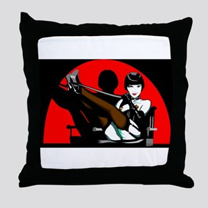 Brooksie Throw Pillow