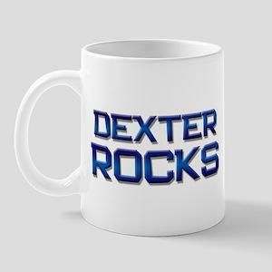 dexter rocks Mug