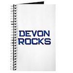 devon rocks Journal