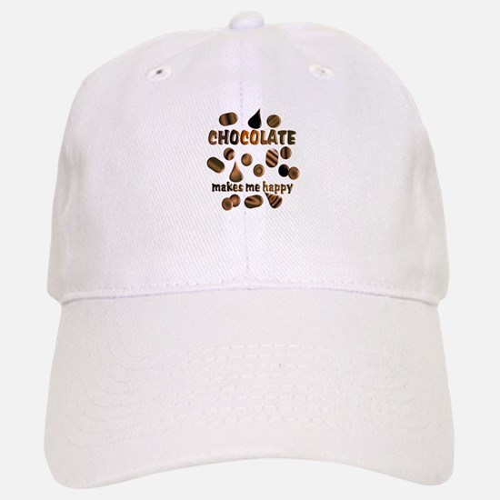Chocolate Baseball Baseball Cap