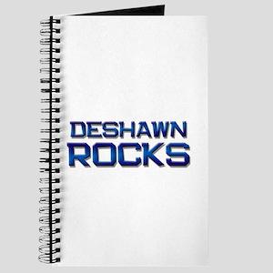 deshawn rocks Journal