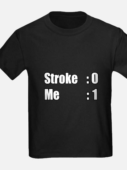 """""""I Beat My Stroke"""" T"""