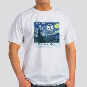 Pi in the Sky Light T-Shirt