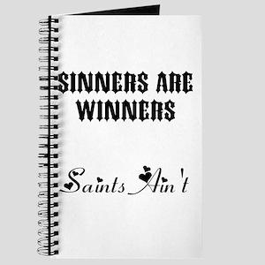 Sinners Are Winners! Journal