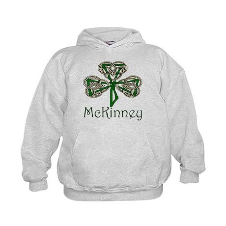 McKinney Shamrock Kids Hoodie