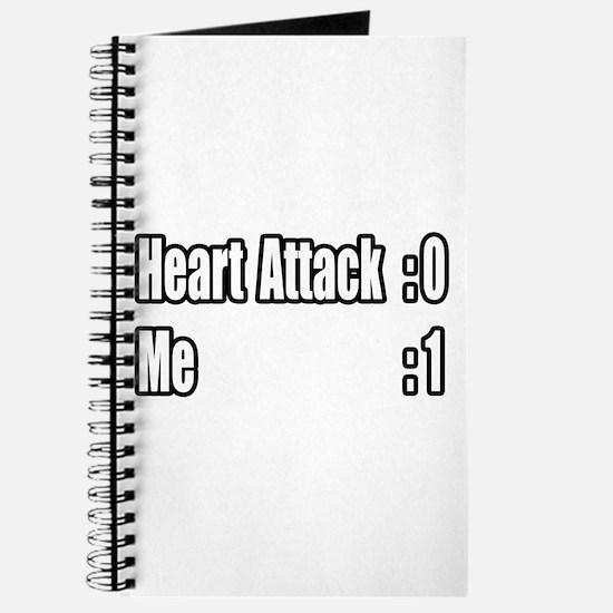"""""""Heart Attack Survivor"""" Journal"""