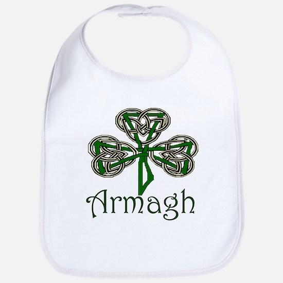 Armagh Shamrock Bib