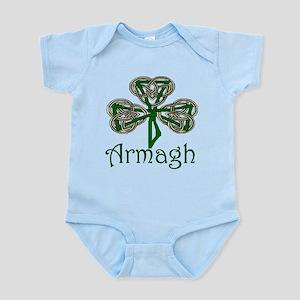 Armagh Shamrock Infant Bodysuit