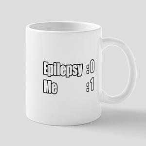 """""""I'm Beating Epilepsy"""" Mug"""
