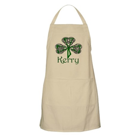 Kerry Shamrock BBQ Apron