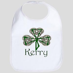 Kerry Shamrock Bib