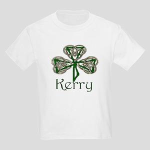 Kerry Shamrock Kids Light T-Shirt