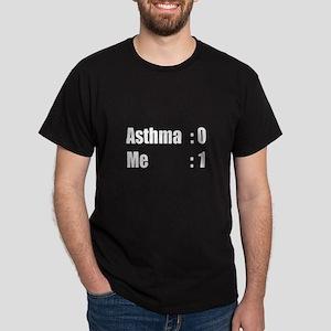 """I'm Beating Asthma"" Dark T-Shirt"